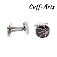 Cufflinks for Men Basketball Sport Mens Cuff Jewelery Gifts Vintage by Cuffarts C20180