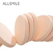 Women beauty Ring Sponge Cosmetic Puff 10 PCS Make Up Sponge Face Makeup Foundation cream Contour Facial puff esponja maquiagem