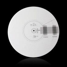 LP Vinyl Bán Tải Hiệu Chuẩn Đo Khoảng Cách Protractor Dụng Cụ Điều Chỉnh Điều Chỉnh Thước Chống Tấm Trượt Bàn Xoay Phụ Kiện