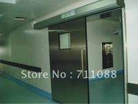 Automatic or manual hospital hermetic sliding or swing door ,air tight sliding hermetic door