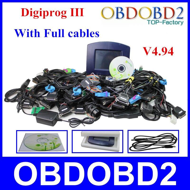 Newest Version V4 94 Digiprog 3 font b Car b font Diagnostic Tester Digiprog3 For font