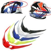 Мотоцикл задний шлем спойлер чехол для икона аримада/Airlife Череп/Призрак углерода