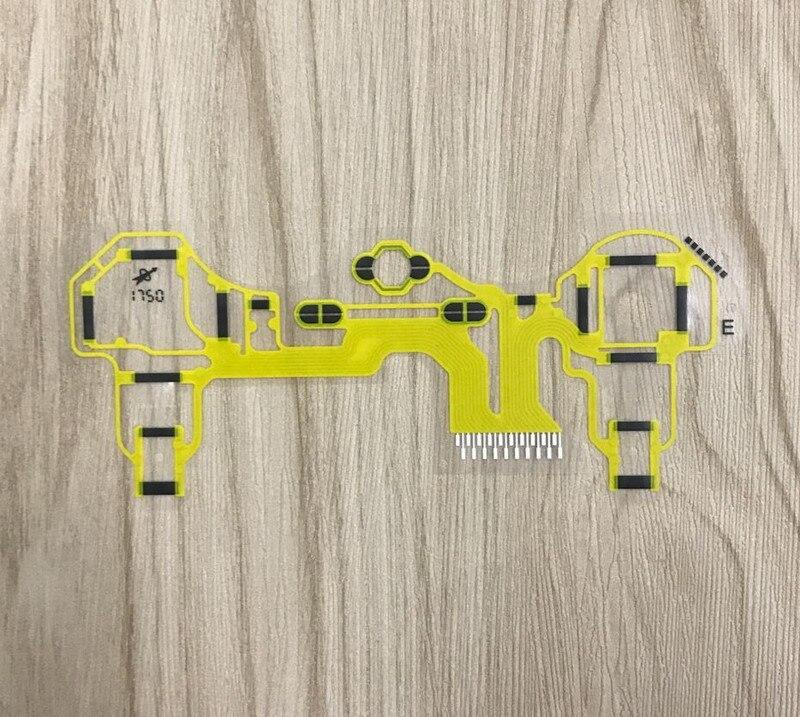 150 ピース/ロットオリジナル ps3 ワイヤレスコントローラー導電性フィルムフレックスケーブル 188  グループ上の 家電製品 からの 交換部品 & アクセサリー の中 1