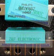 5pcs lot ORIGINAL Amplifiers module BGY887 BGY 887 40 860MHz 24V 22dB 200 220mA replaced mhw8222