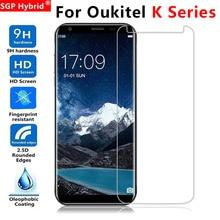 Защитный Стекло для Oukitel K3 K5 K6 K10 K8000 K10000 K6000 Pro Plus закалённое защитное стекло на K 3, 5, 6, 10 6000 8000 10000 Экран защиты