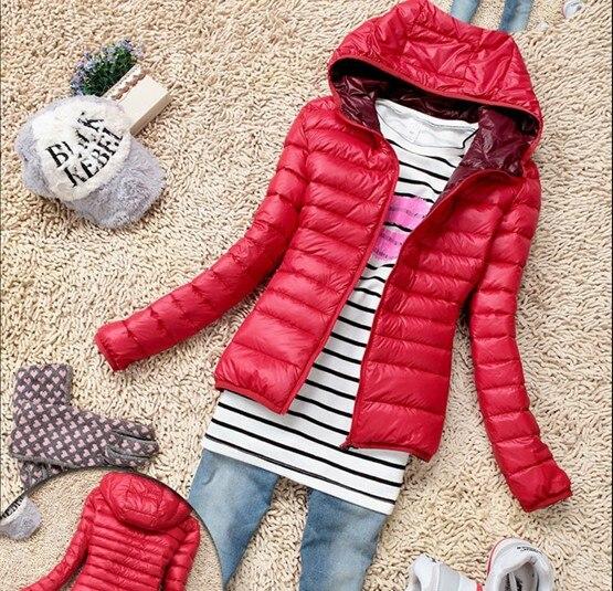 Parkas down cotton jacket 2016 Winter Jacket Women Clothing Parkas Short Slim Hooded Down Cotton Jacket Female Outerwear XDS019