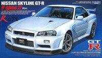 RealTS Tamiya 24258 1/24 Skyline GTR Plastic model kit