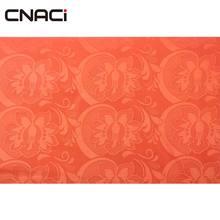CNACI Flower Bazin Riche Fabric 100% Polyester African Tissu Cheap Clothing China Damask Jacquard Guinea Brocade