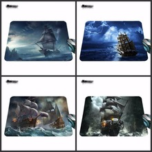 Pirate Ship In A Storm High Quality Game Pad to Mouse Notebook Computer Mouse Mat Brand