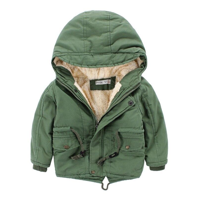 504d503a3 2016 New Autumn Winter Warm Children Dow Coat Girls Boy Coat ...