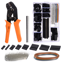 New Crimping Tool Pliers with Terminal Pin SN 28B Crimping Tool Connectors Kit For Raspberry PI Arduino For Home Tools