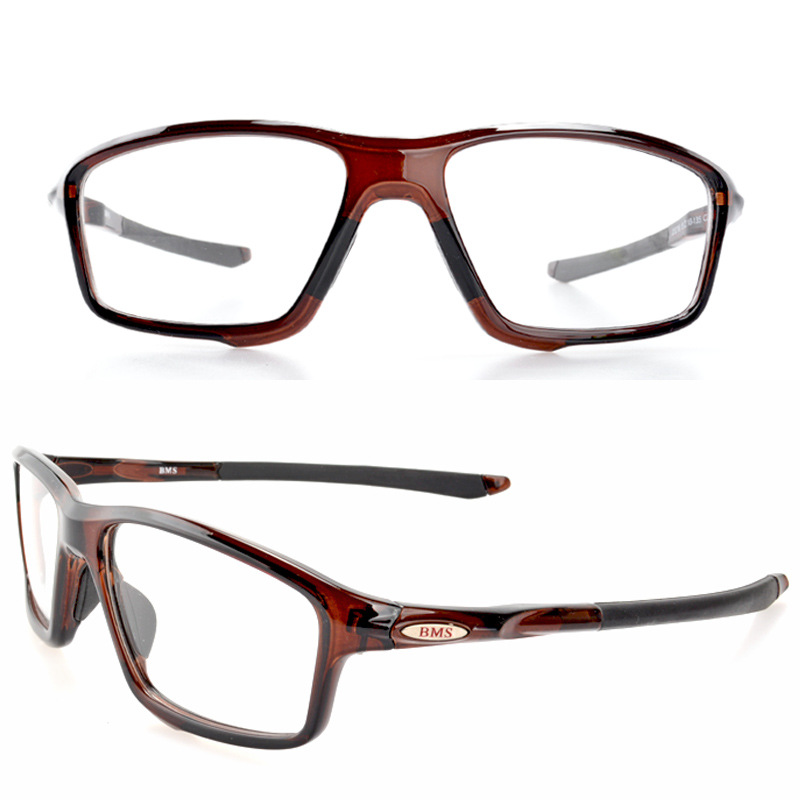 Myopie Green Tr90 Dioptrien Brille Black Photochrome Sport brown Mann Fußball Basketball Red Optische Uv400 Männer Frauen Vazrobe Brillen brown znqx4S4C