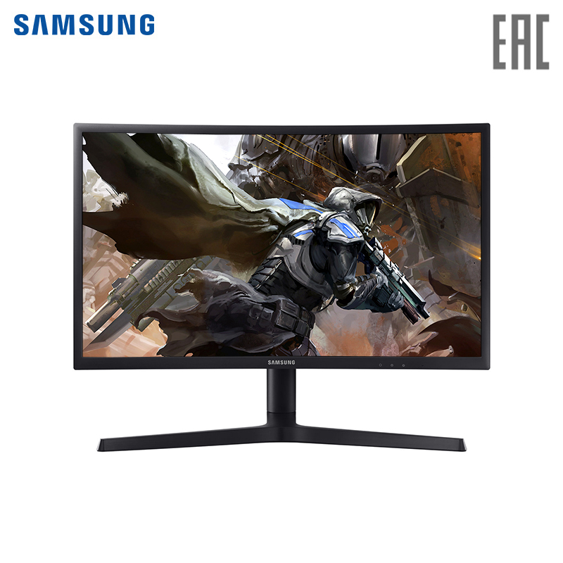 Curved monitor Samsung 27