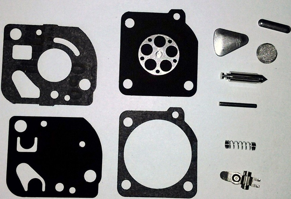 5X RB25 CARB REPAIR KIT FOR ECHO 8400 ST. 025 FS85 HUS.225 235 John Dee w/ ZAMA C1U-K19 CARBURETOR REBUILD CARBY OVERHALT GASKET carburetor carb rebuild repair kit gasket diaphragm for husqv arna chainsaw 235 236 jonsered cs2234 cs 2238 zama carb kit rb 149