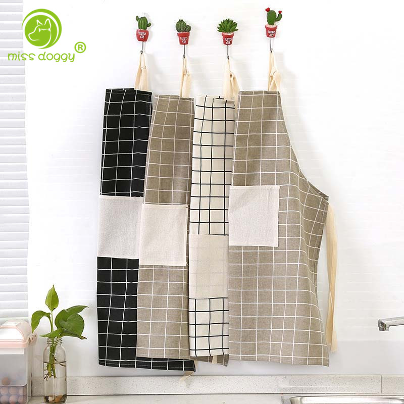 Household Cleaning Protections Home & Garden Brief Style Home Garden Cleaning Aprons Supplies Living Room Kitchen Spot Cleaning Convenient Cloth Aprons 67x61.5cm Apparel 10e