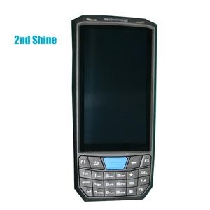 POS терминал Android 1D/2D Bluetooth сканер штрих-кода IP66 с WIFI NFC считыватель планшетный ПК