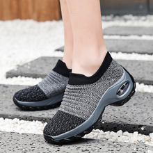 Breathable Light  Running Shoes Women Outdoor Walking Cushioning Woman Sport Jogging Shoes Non-slip Sneakers