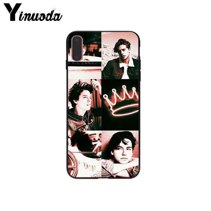 Yinuoda Riverdale South Side Serpents Top Quality Cell Phone Cover for iPhone SE 5 6 7 8 6plus 7plus 8 8Plus X XS MAX XR