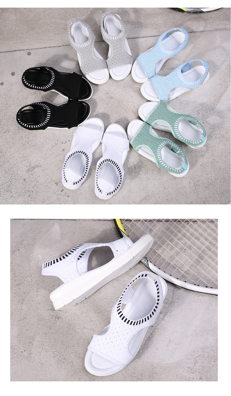 HTB1jIGvxVGWBuNjy0Fbq6z4sXXaf MLANXEUE Fashion Women Sandals For 2019 Breathable Comfort Shopping Ladies Walking Shoes Summer Platform Black Sandal Shoes