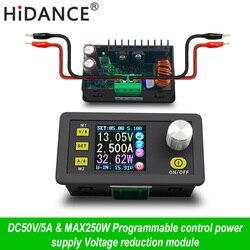 Digitale Controle voeding 50V 5A Verstelbare Constante Spanning Constante stroom tester DC voltmeter Regulators Ampèremeter