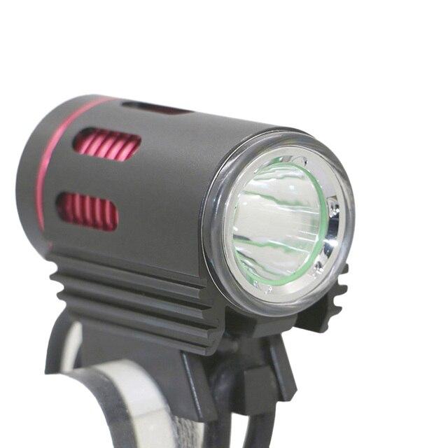 Дальнего света LED Велосипедов Лампы ближнего света Велосипед Свет L2 2000lm Свет Фар Фары Велосипед Свет (без батареи)