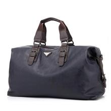 Casual Große Kapazität Leder Reise Seesack Hohe Qualität Business Gepäcktasche 2016 Neue Tote Handtaschen Männliche