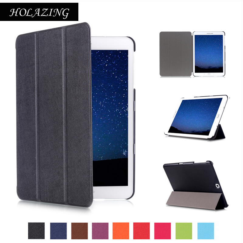 Ultra Slim PU Leather Case For Samsung Galaxy TAB S2 9.7 T810/T813/T815C/T819C Smart Magnetic Design Cover 2014 for samsung galaxy note 8 0 n5100 n5110 book cover ultra slim thin business smart pu leather stand folding case