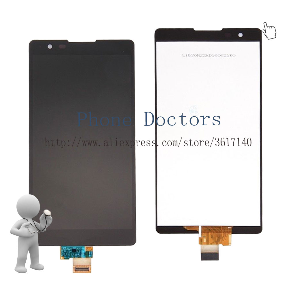 5.3'' Full LCD DIsplay +Touch Screen Digitizer Assembly For LG X Power LG-F750K F750K K220 K220DS LS755 ;Black ;New ;100% Tested