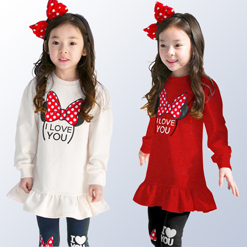 2018 Kinderen Meisjes Kleding Set Cartoon T-shirt + Broek 100% Katoen Baby Meisjes Suits Set Mode Kinderen Voor 3 4 6 8 10 Jaar