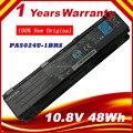 Original 4200 mah da bateria do portátil para toshiba pa5024u bateria para toshiba para satellite pro c800 l800 m800 p800 s800 pa5024u-1brs