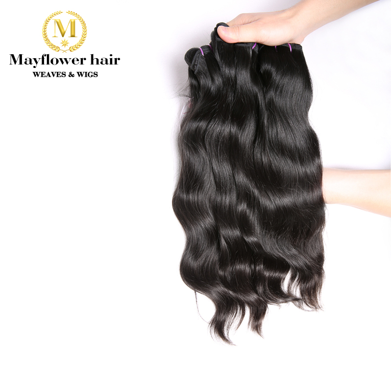 Free shipping 3 bundles Unprocessed virgin Indian hair curly human - Hair Salon Supply - Photo 1