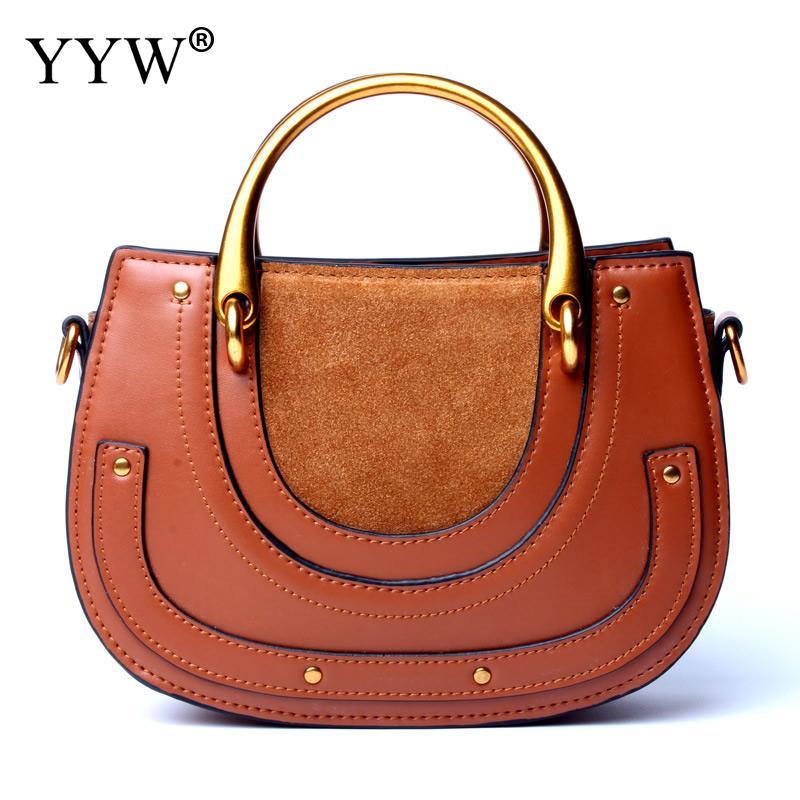Luxury Women Bags Brown Wristlet Bag for Female 2018 Mini Top-Handle Bag Lady's Leather Handbag Famous Brand Blue Crossbody Bag док станция twelve south magic bridge 12 1633