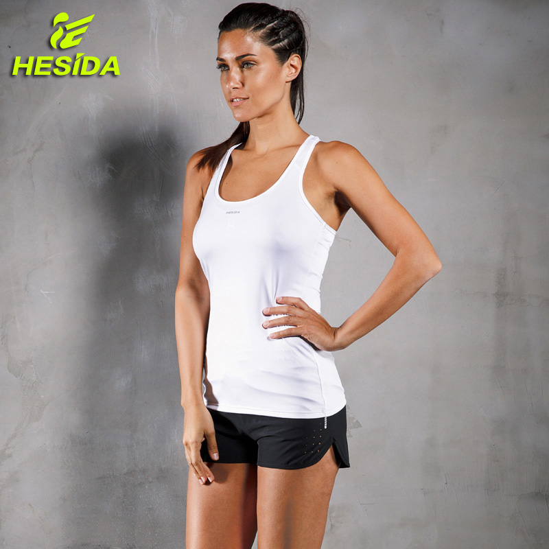 2Pcs Women Yoga Running Tank Top Set Sleeveless Shirt Fitness Gym Wear Clothing Tank Top Women Sports Singlet Vest 2 Pieces 4142