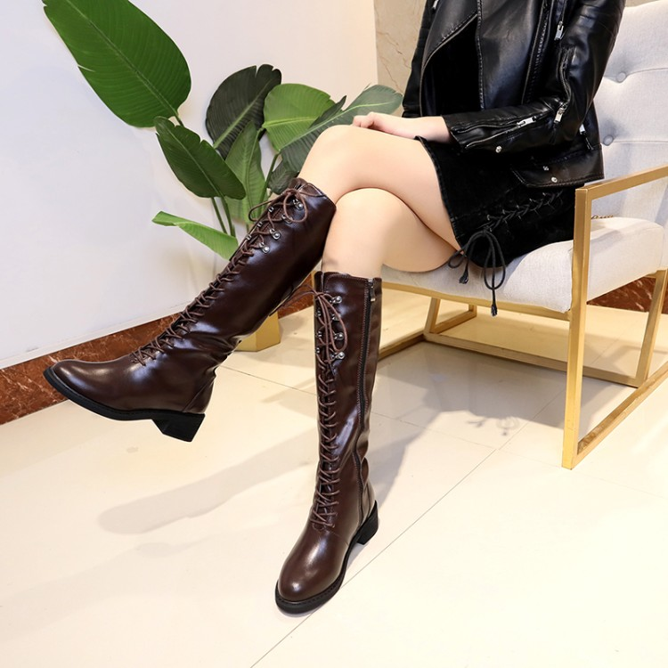 Femmes Hiver De Mujer Botines Bottes Chaussures Noir Neige Cours Genou Chaussons marron Avec 2018 Femme Pluie D'hiver Fourrure vpv1Ar