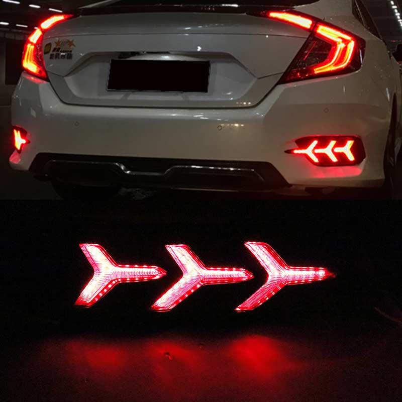 Aliexpress.com : Buy ROADOT Tail Light For Honda Civic