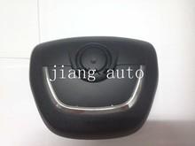 Подушка безопасности обложка подходит для skoda Octavia рулевое колесо с нпб обложка Первичного воздуха Бесплатная доставка, бесплатный логотип