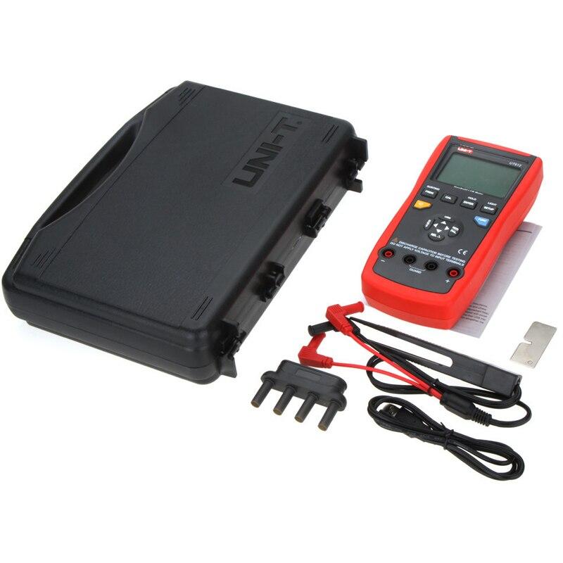 UNI-T UT612 USB Interface 20000 comptes w/Inductance fréquence Test écart rapport mesure Multimetro LCR mètres