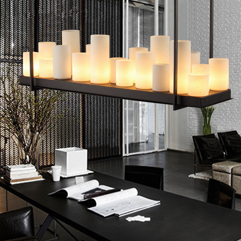 Living Room Lights Dining Room Bar Bedroom Pendant Lamps
