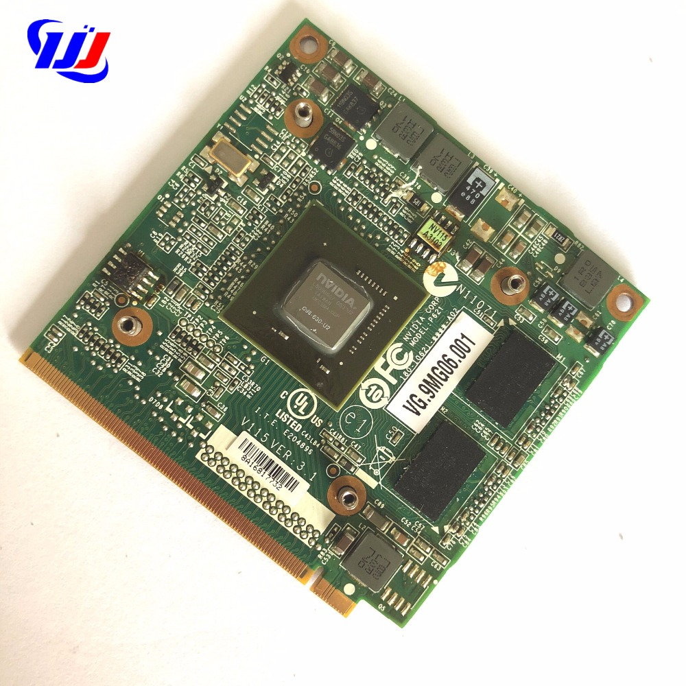 For A cer Aspire 5520G 4630G 6930G 7720G 7730G Laptop n Vidia GeForce 9300M GS 256MB G98-630-U2 DDR2 MXM II Graphic Video Card dhl ems free shipping new ati radeon 9550 256mb ddr2 agp 4x 8x video card from factory 50pcs lot