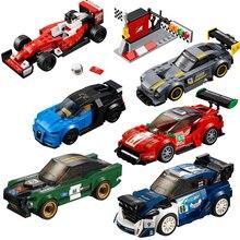 Лепин техника скорость чемпионов модель суперкара строительные блоки кирпичи цифры гоночный автомобиль bugattied Игрушки совместимы с legoINGly