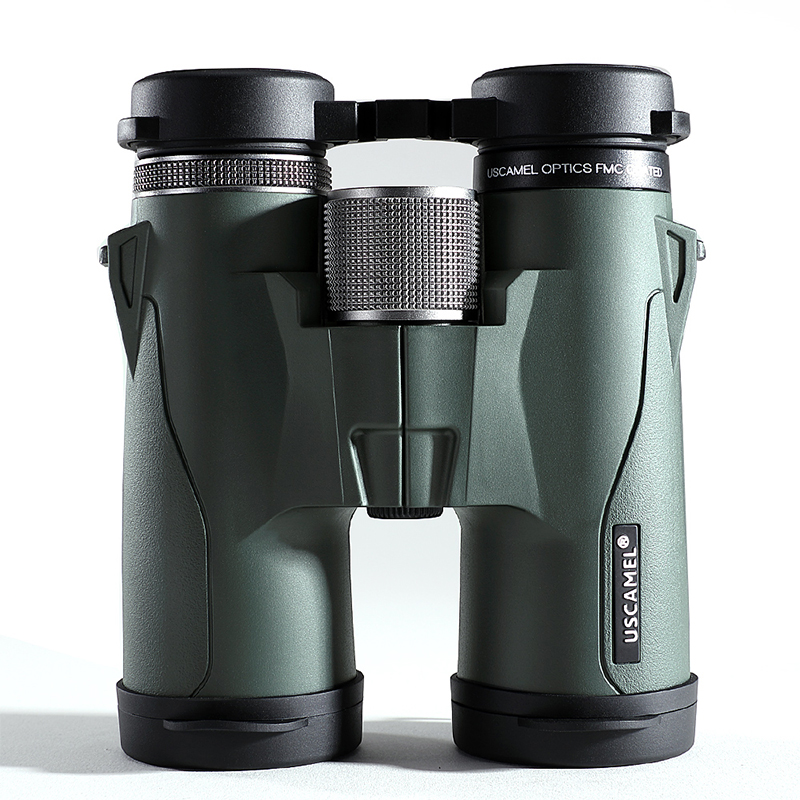USCAMEL Binoculars 8x42 Military HD High Power Telescope Professional Hunting Outdoor,Army Green uscamel binoculars optical military hd 8x42 10x42 high power telescope professional hunting outdoor telescope