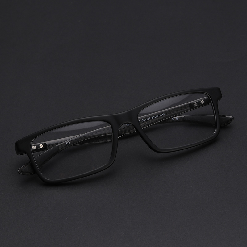 a26333ce613 Dropwow Acetate Glasses Frame Rectangle Vintage Retro Optical ...