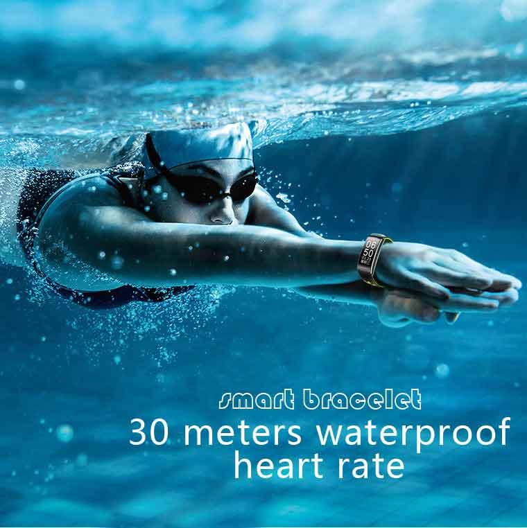 NAIKU Smart band IP68 waterproof