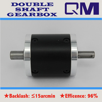 High Reliability Accelerated Planetary Gearbox NEMA23 Ratio 3 1 4 1 5 1 10 1 Double