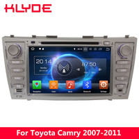KLYDE 4G Octa Core 4GB RAM 32GB ROM Android 8.0 7.1 Car DVD Multimedia Player Radio For Toyota Camry 2007 2008 2009 2010 2011