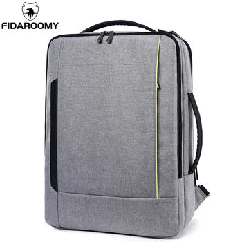 Student School Backpacks Men USB Charging Multifunctional Casual Large Capacity for 15.6 inch Laptop Backpack