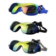 Eyewear Men Women Swim  Colorful Swim Glasses Diopter Anti-fog Waterproof UV Diopter Anti-fog Waterproof UV Protection Unisex sys0072 1 5 diopter reading presbyopic glasses leopard black