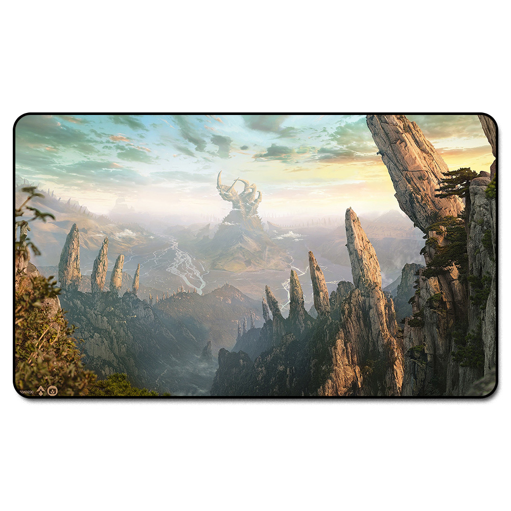 ( Fantasy Landscapes) MGT Playmat, Magical Board The Games Proxy Play Mat,Custom Playmat ...