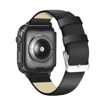 Frame Carbon Case for Apple Watch 4