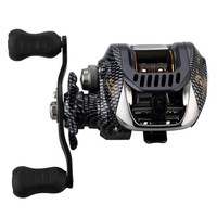6.3:1 Baitcast Fishing Reel 13 Bearing Large Line Capacity Lightweight Left handed Right handed Bait Casting Fishing Wheel Tool|Fishing Reels| |  -